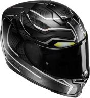 HJC Шлем RPHA 70 BLACK PANTHER MARVEL MC5SF